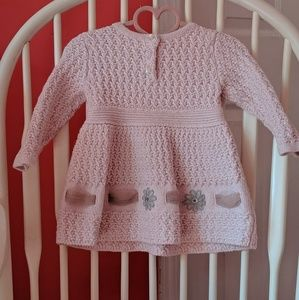 Infant Casual Sweater Dress